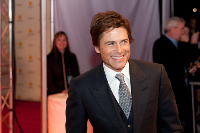 Rob Lowe Beat Addiction Through Exercise