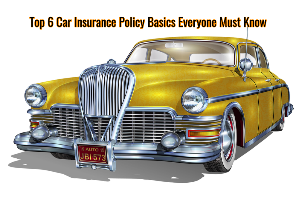 Car insurance policy crixeo
