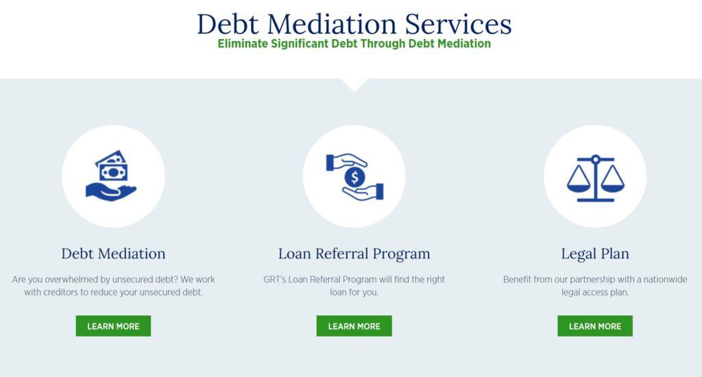 GRT Financial Debt Relief