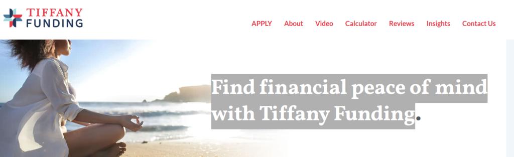 Tiffany Funding Debt Consolidation