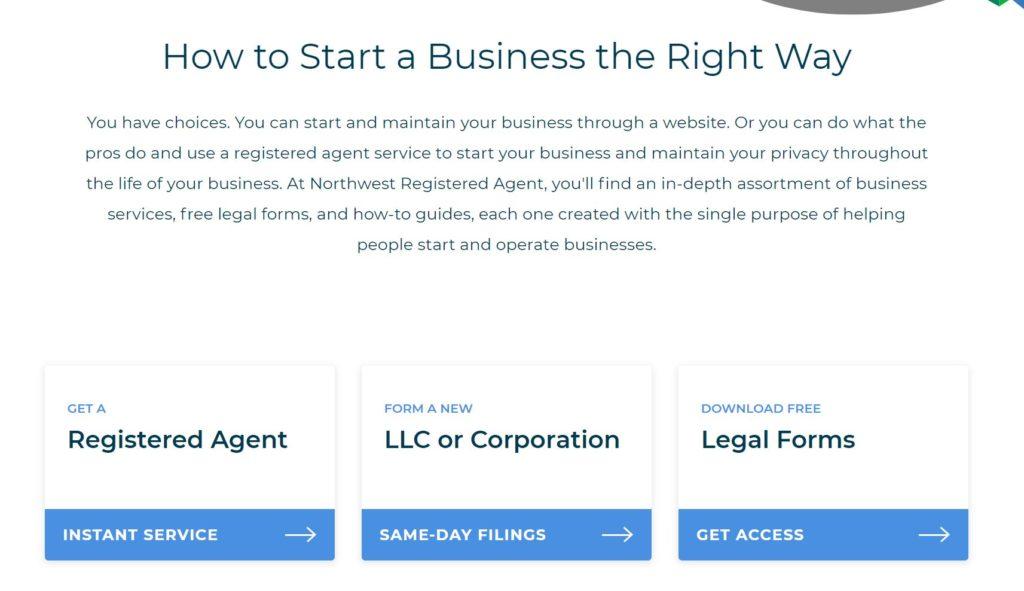 Northwest Registered Agent Complaints