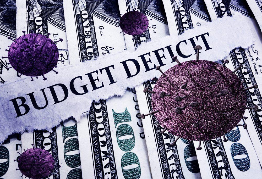 National Debt Budget Deficit Pandemic