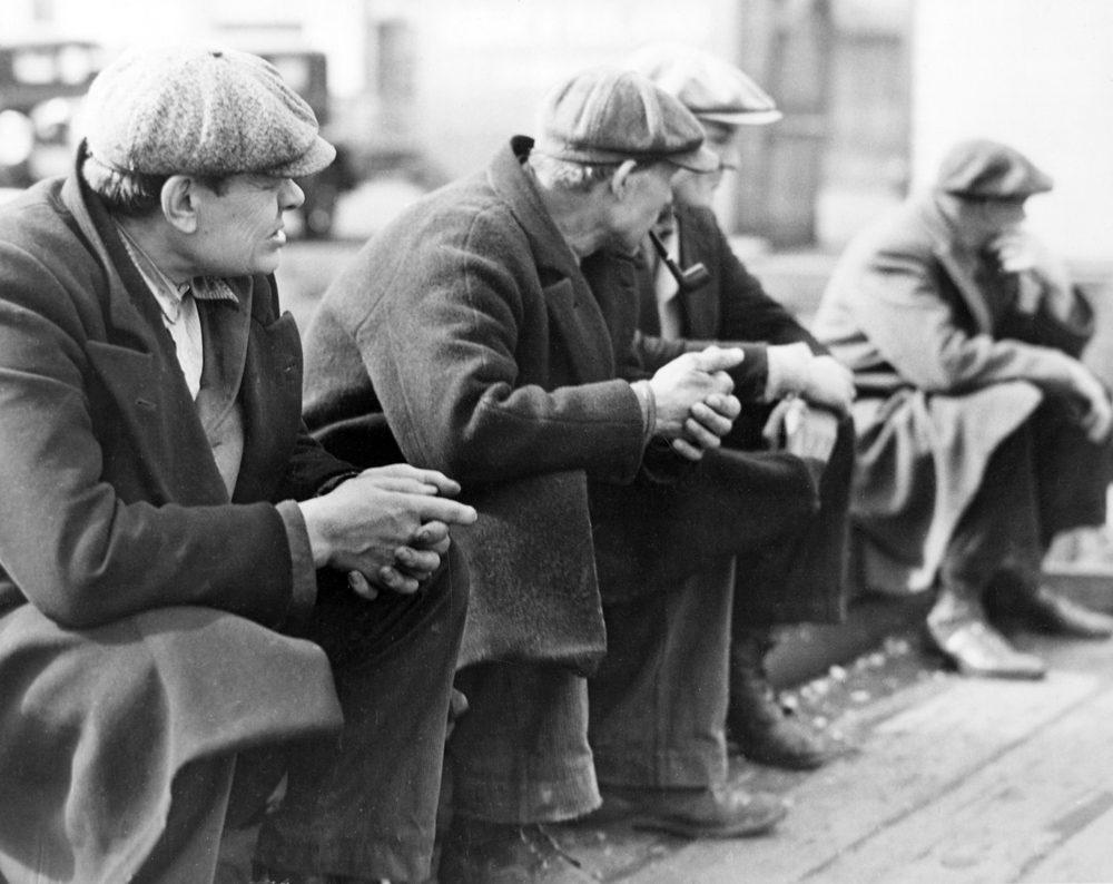 Great Depression National Debt