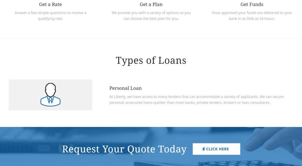 Liberty Lending Group Complaints