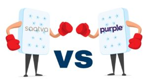 Saatva Vs Purple Mattress Review