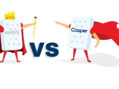 Saatva vs Casper