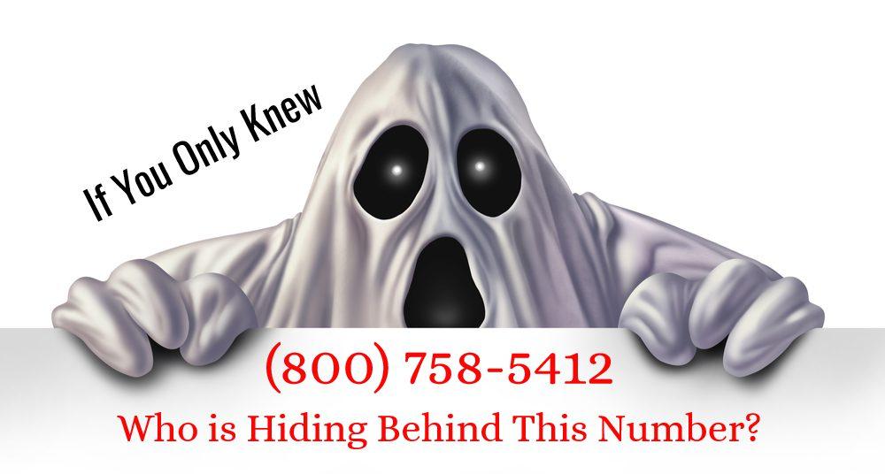 800-758-8412 scam
