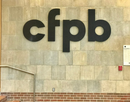 CFPB California Debt Consolidation